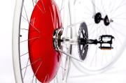 Copenhagen Wheel. Bicicleta eléctrica en cuestión de segundos