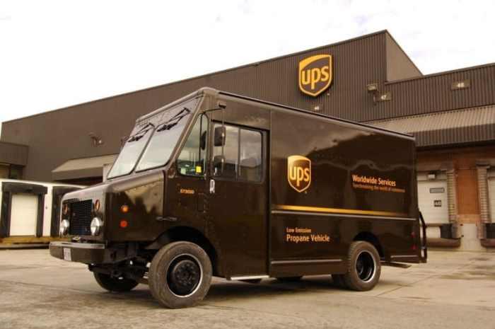 UPS ahorra mas de 37 millones de litros de combustible gracias a las matemáticas