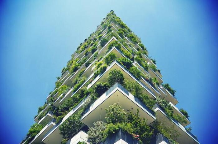 bosco verticale Milan