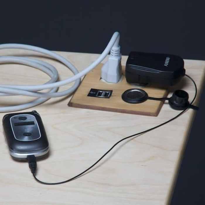 generador a pedales para cargar smartphone