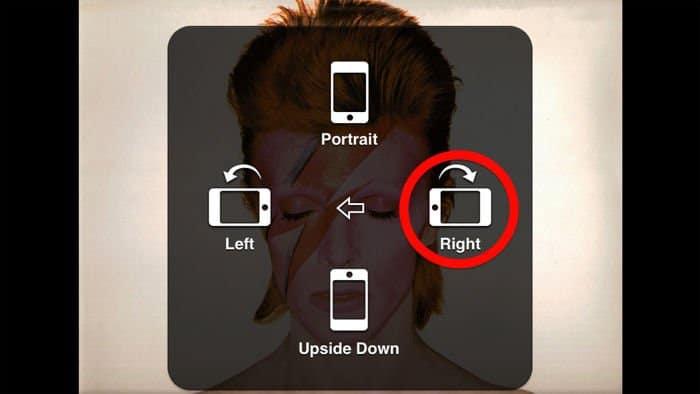 Como hacer un proyector corregir rotacion