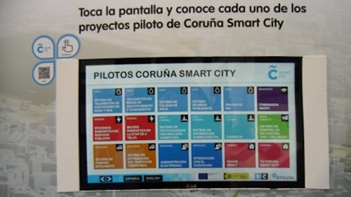Smart city A Coruña1