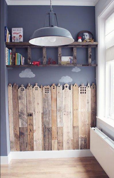 Decorar con palets awesome with decorar con palets - Decorar paredes con palets ...