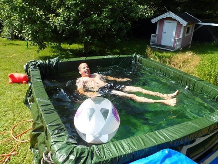 6 propuestas para hacer tu piscina con palets - Piscinas de plastico ...