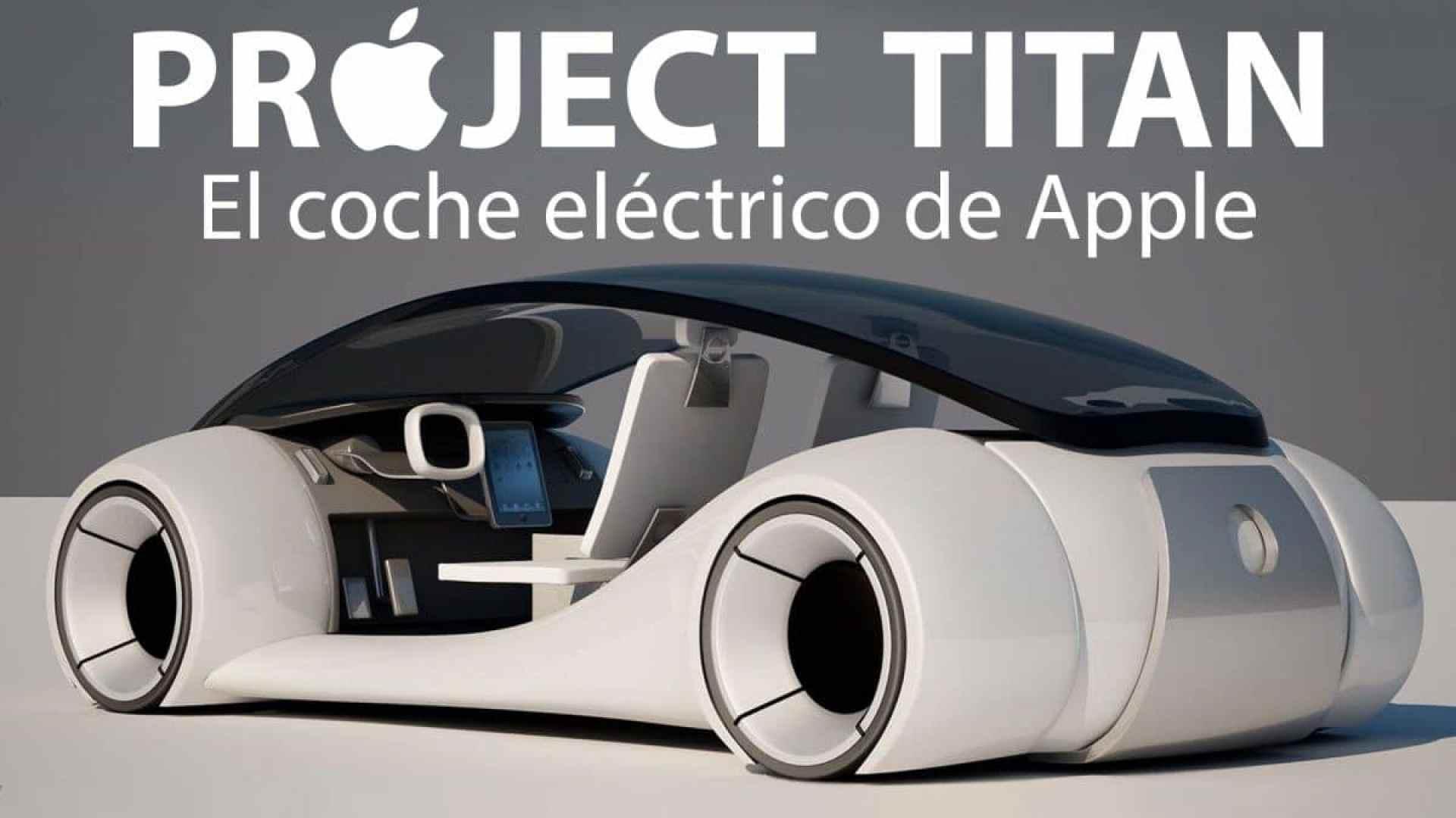 Apple quiere lanzar su coche eléctrico en 2019
