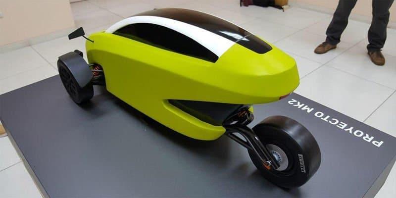 Sôki, el pequeño coche eléctrico Chileno que quiere revolucionar el mercado