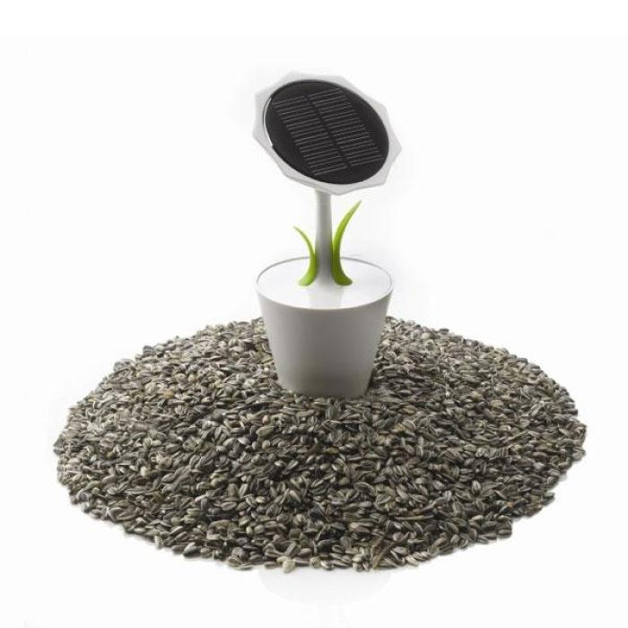Cargador solar Sunflower