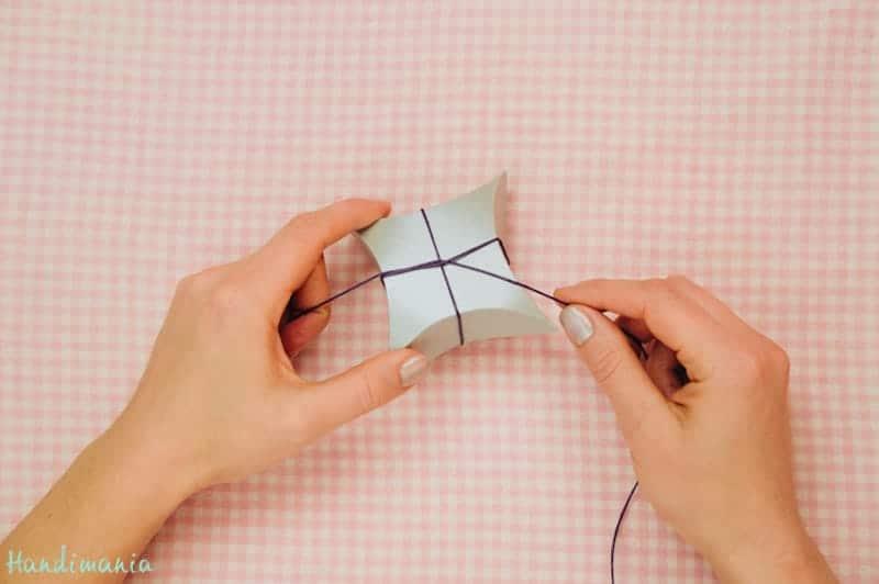 Como hacer una caja de regalo casera - Como hacer una mosquitera casera ...