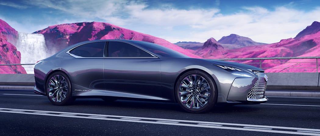 Lexus LF-FC Concept1