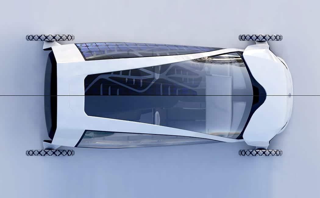 Coche solar Volkswagen5