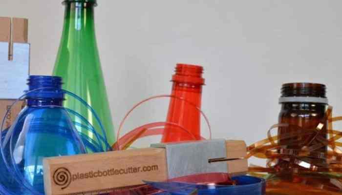 Plastic Bottle Cutter, herramienta para convertir botellas de plástico en cuerda
