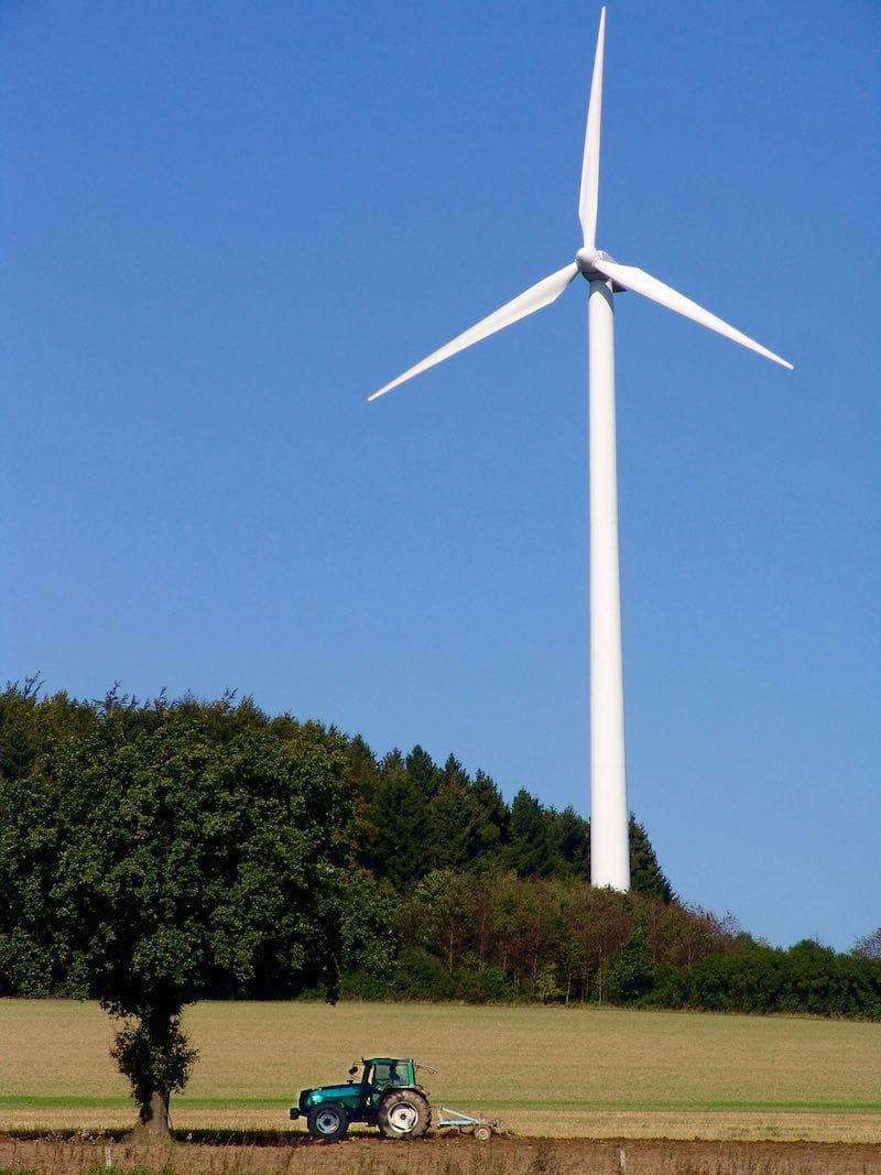 Turbina eolica