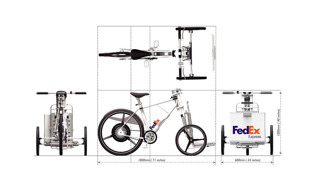 Diseño de bicicleta para el reparto de mercancias3