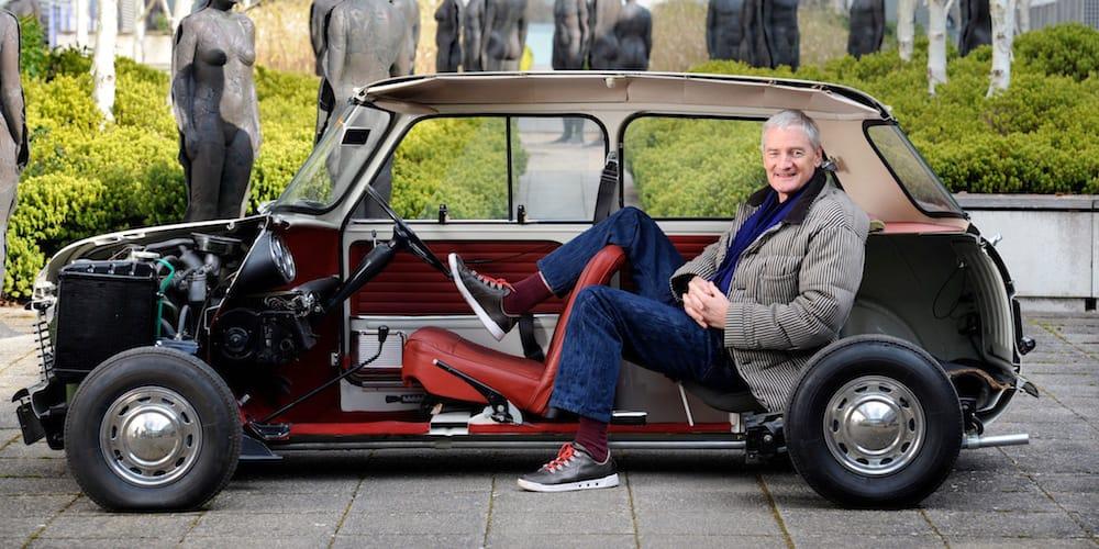 Dyson podría estar desarrollando un coche eléctrico