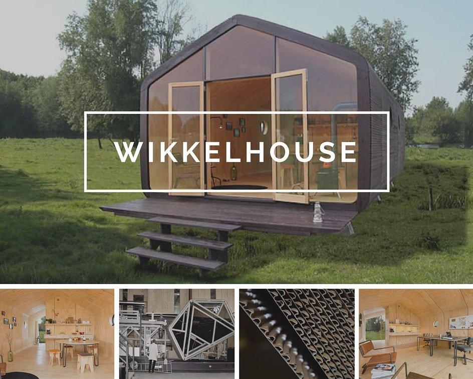 Wikkelhouse casa modular de cart n eco friendly for Piani casa eco friendly