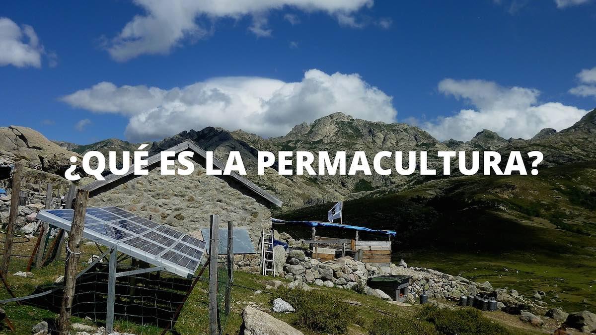 Que es la permacultura