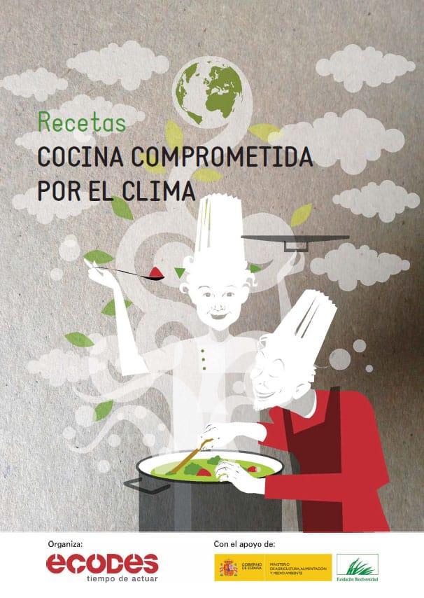 Libro gratis: Recetas Cocina Comprometida por el Clima