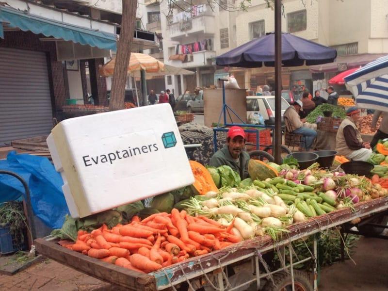 Evaptainers Marruecos