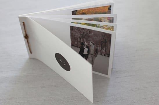 Originales proyectos caseros para decorar con fotograf as - Hacer un album de fotos casero ...