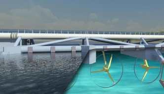 Indonesia construirá la planta de energía mareomotriz más grande del mundo