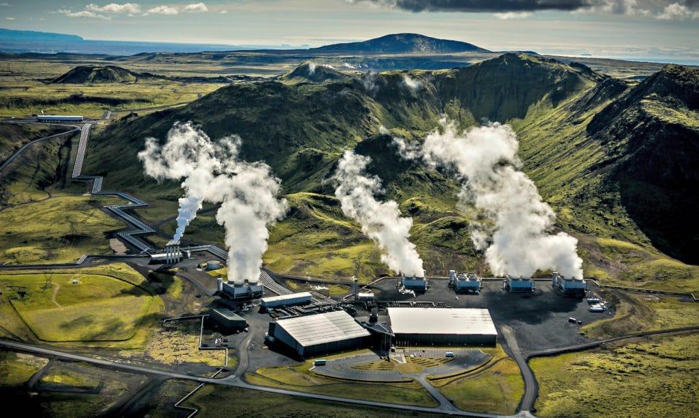 Primera central eléctrica de emisiones negativas del mundo