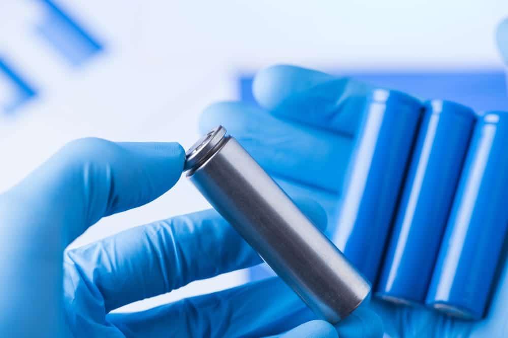 Batería de titanato de litio