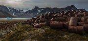 Dinamarca limpiará el desastre ecológico estadounidense en Groenlandia