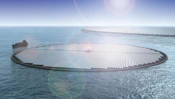 Primera-planta-solar-flotante-sobre-el-mar-del-mundo
