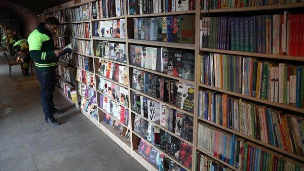 Ankara-biblioteca