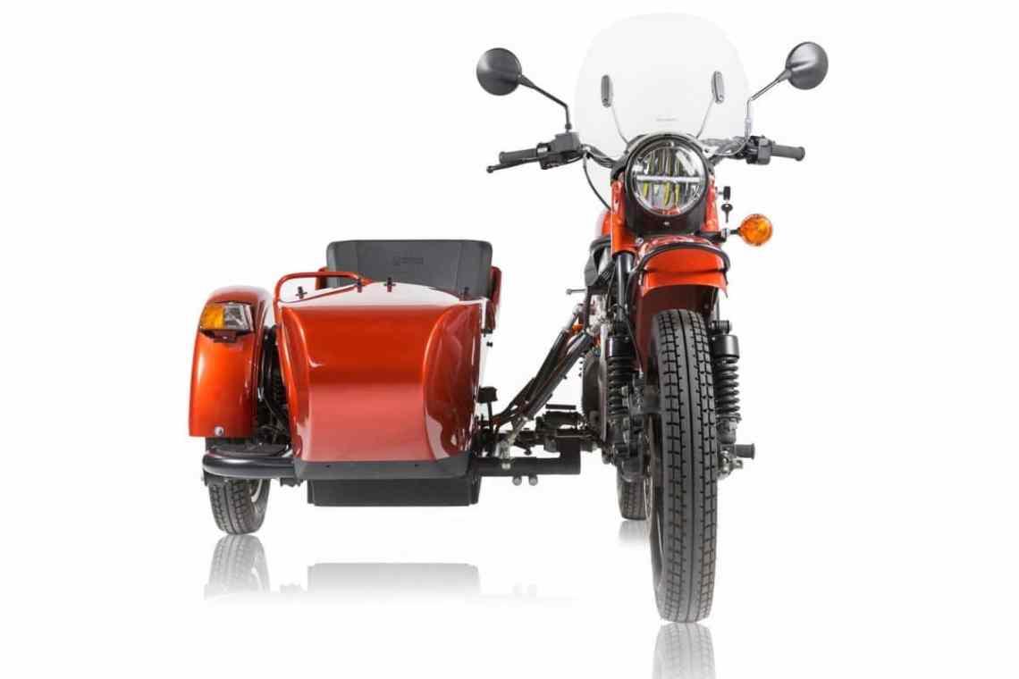 Ural Motorcycles sidecar