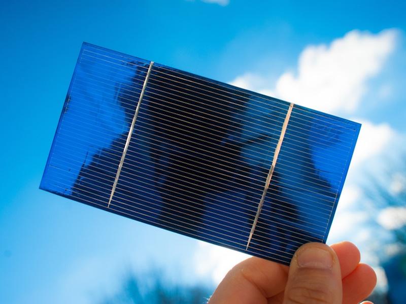 Células solares fotovoltaicas