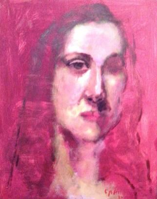 Retrato por José Luis Molina