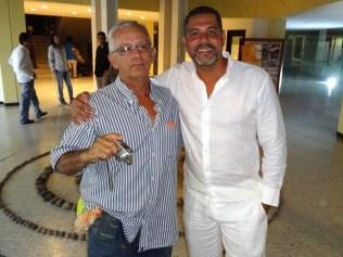 Maestros Olmar Quintero y Eduardo Butrón