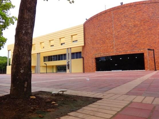 Biblioteca Rafael Carrillo Lúquez