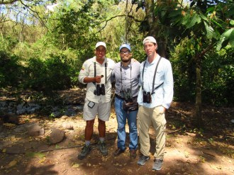 Gabriel Utria, Jose Luis Ropero, John Myers.