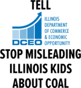 Stop Misleading Illinois Kids about Coal