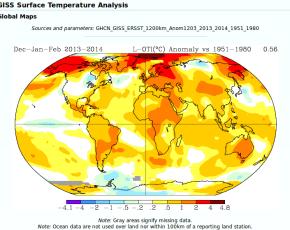 surface-temperatures