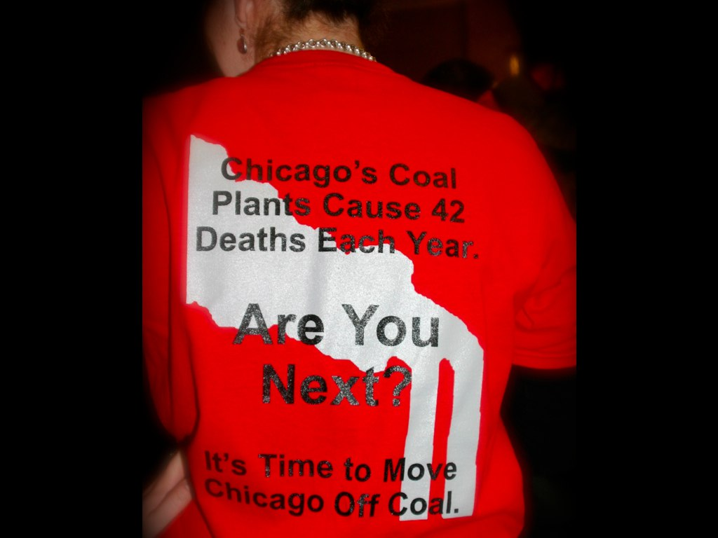 Time to Move Chicago Off Coal