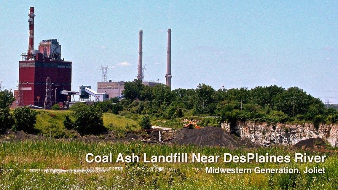Joliet 9 Generating Station Landfill