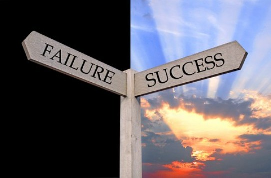 http://www.dreamstime.com/stock-photos-failure-success-direction-sign-conceptual-photo-pointing-to-two-roads-destination-image39726043