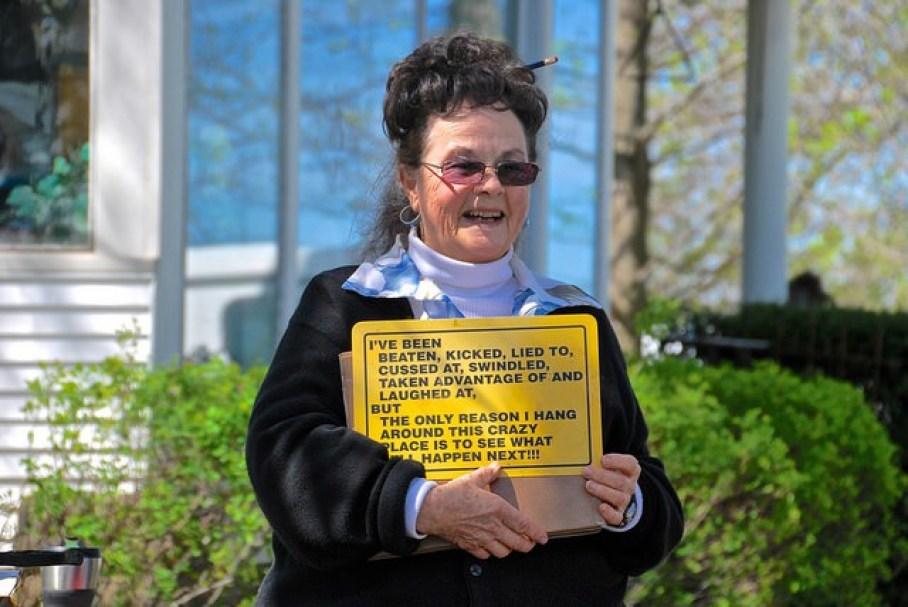 Judy Kellen, Rocky Branch Organizer