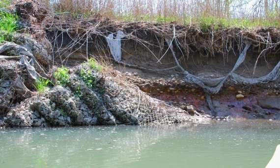 Coal Ash on Illinois' Scenic River