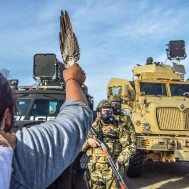 rob-wilson-photography-remaining-in-prayer-as-the-militarized-polic-force-moves-in-on-the-water-protectors-on-hwy-1806-fb
