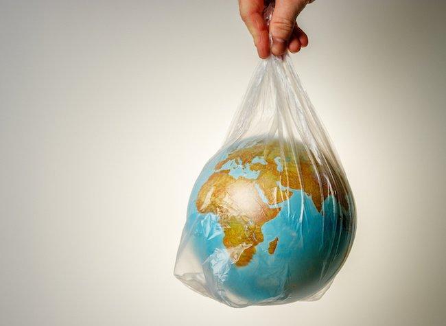 Dove viene prodotta la plastica