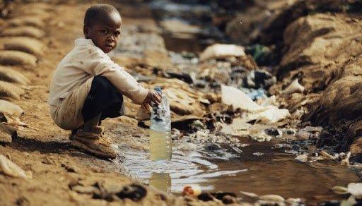 scarsità dell'acqua