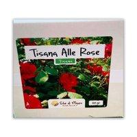 Tisana digestiva e rilassante alle rose