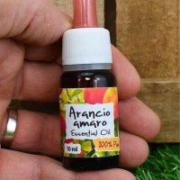 """Olio essenziale arancio amaro, 10 ml, """"Erbe di Mauro"""""""