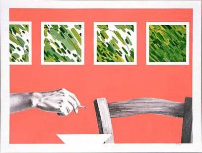 Obra de Mario Rohnelt (Pelotas - 1981)