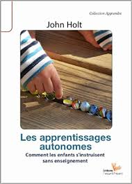 Les ape=pentissages autonomes