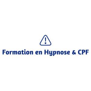 Formation en Hypnose et CPF